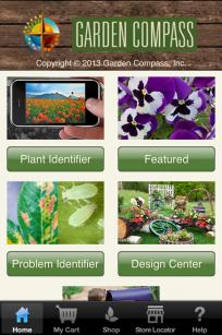 garden compass app