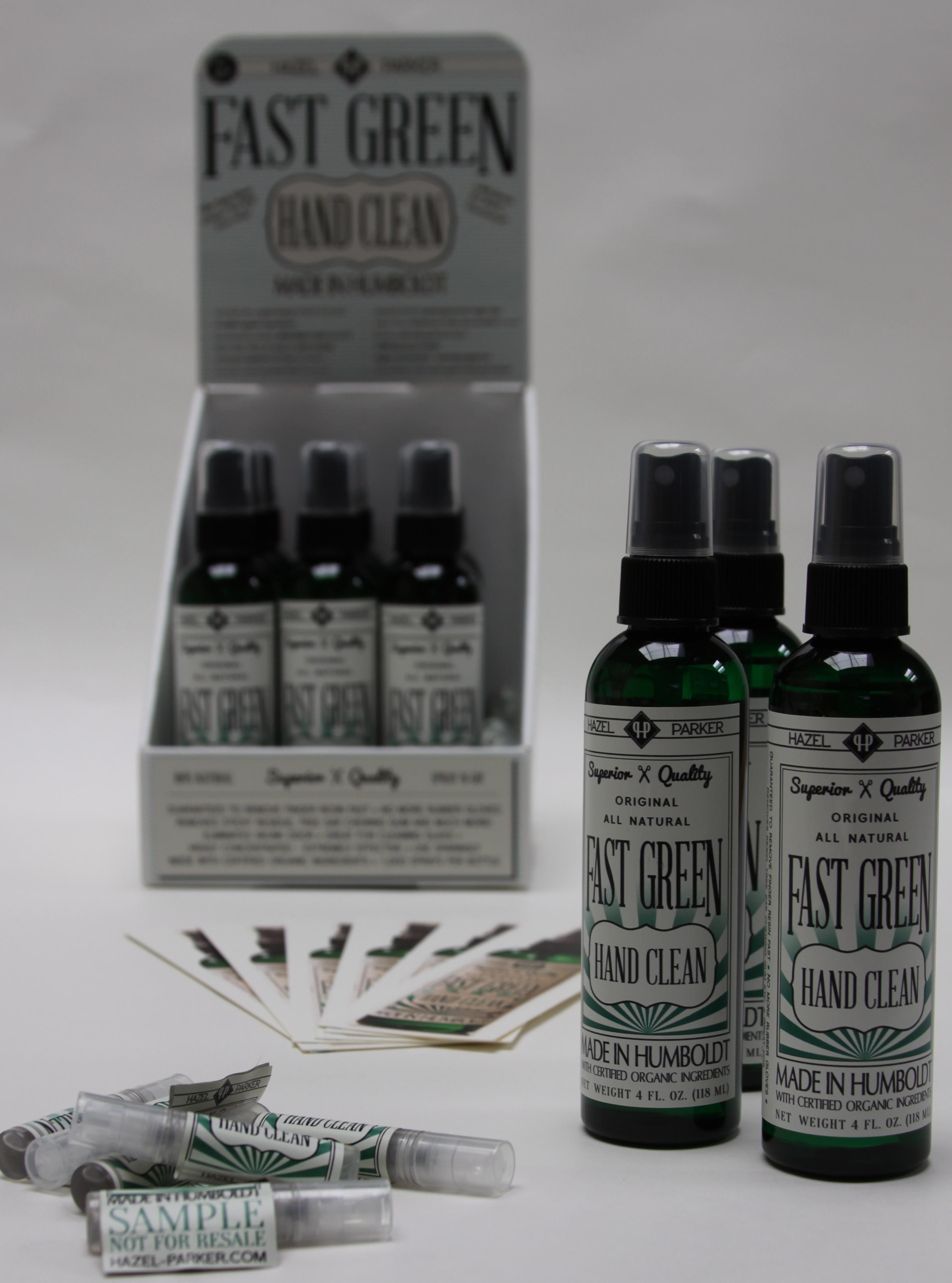 fast green hand clean global garden friends inc. Black Bedroom Furniture Sets. Home Design Ideas