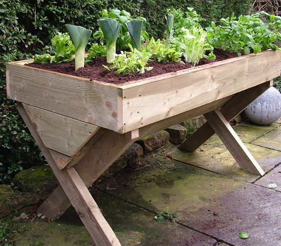 Diy garden six ideas for the urban planter global for Garden planter ideas