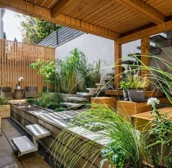 Creating a Stylish Contemporary Garden